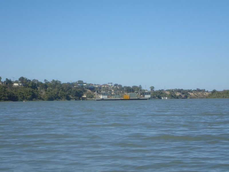 Jervois Ferry