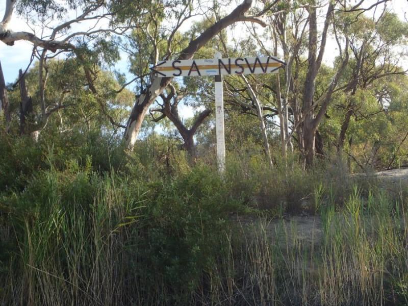 NSW SA Border