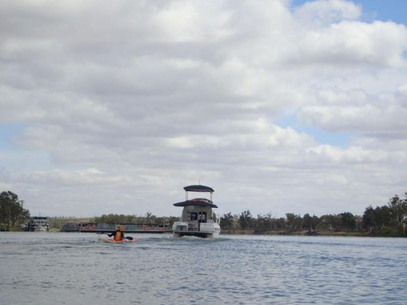 Waikerie Ferry